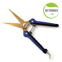 Load image into Gallery viewer, WETRIMMER (Gold-coated Titanium blade)