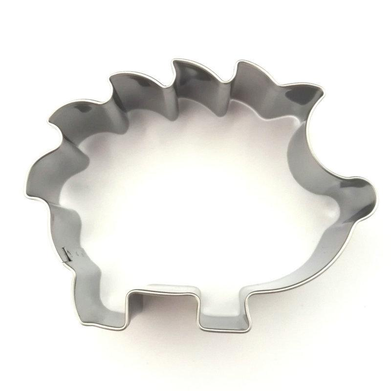 3D Hedgehog Shape Stainless Steel Cookie Cutter-kitchen-Pocket Outdoor-Pocket Outdoor