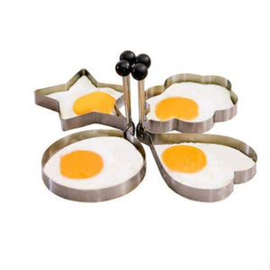 4Pcs Stainless Steel Omelette Machine-kitchen-Pocket Outdoor-Pocket Outdoor