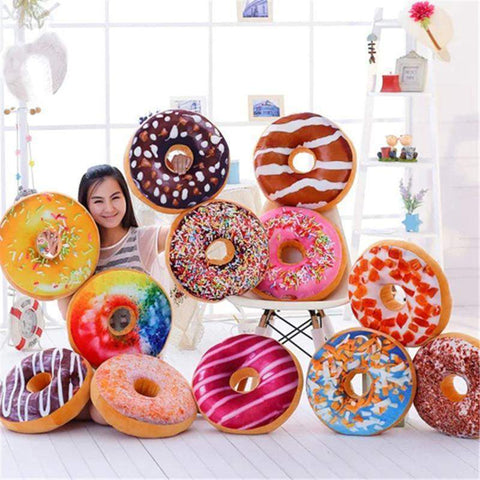 Donut Pillow-Pocket Outdoor-Pocket Outdoor