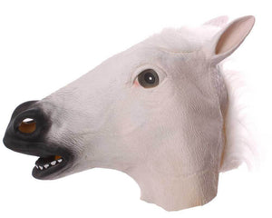 Full Head Horse Creepy Mask-Mask-Pocket Outdoor-Pocket Outdoor