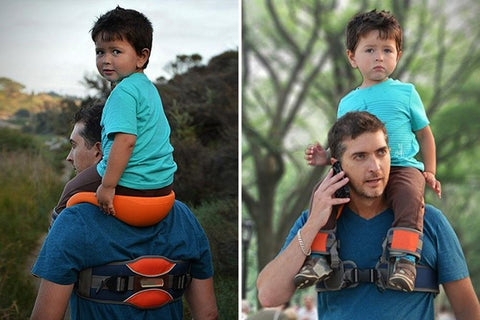 SaddleBaby™ - Hands Free Shoulder Carrier-Pocket Outdoor-Pocket Outdoor