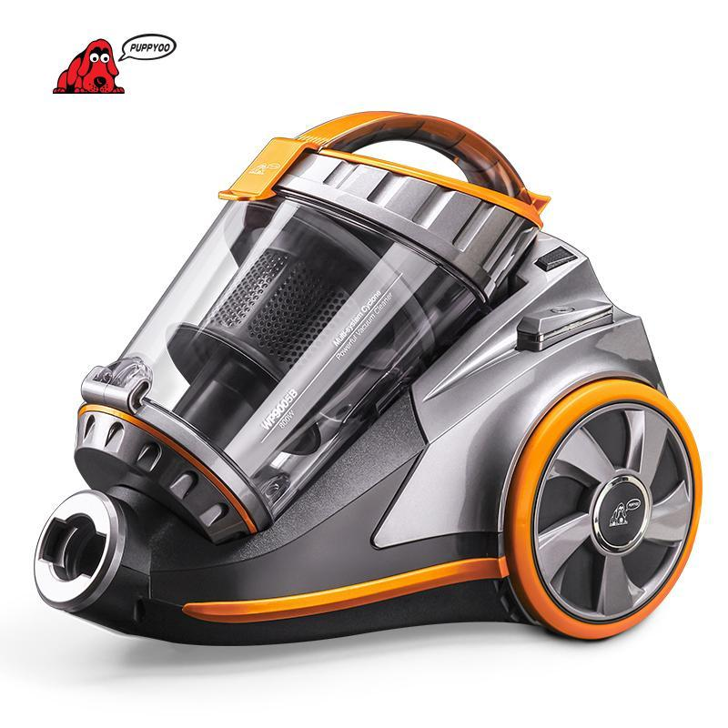 Home Canister Vacuum Cleaner Large Suction Capacity Powerful Multifunctional Cleaning Appliancee-kitchen-Pocket Outdoor-Pocket Outdoor