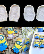 Minion Cookie Cutter-kitchen-Pocket Outdoor-Pocket Outdoor