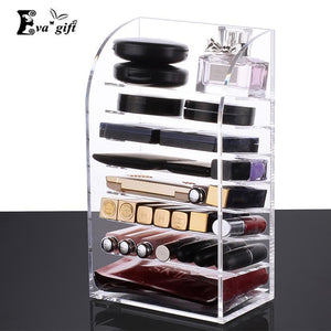 Multi-layer lipstick box Acrylic lipstick holder-storage organizer-Pocket Outdoor-Pocket Outdoor