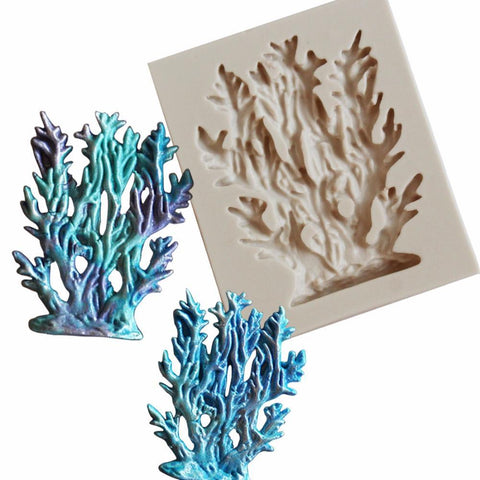 Sugarcraft Seaweed Silicone Mold-PocketOutdoor2-PocketOutdoor