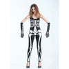 Couple Skeleton Costume Limited Edition-Costume-PocketOutdoor-PocketOutdoor