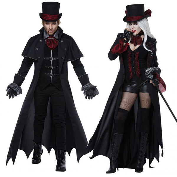 Vampire Costume for Couples