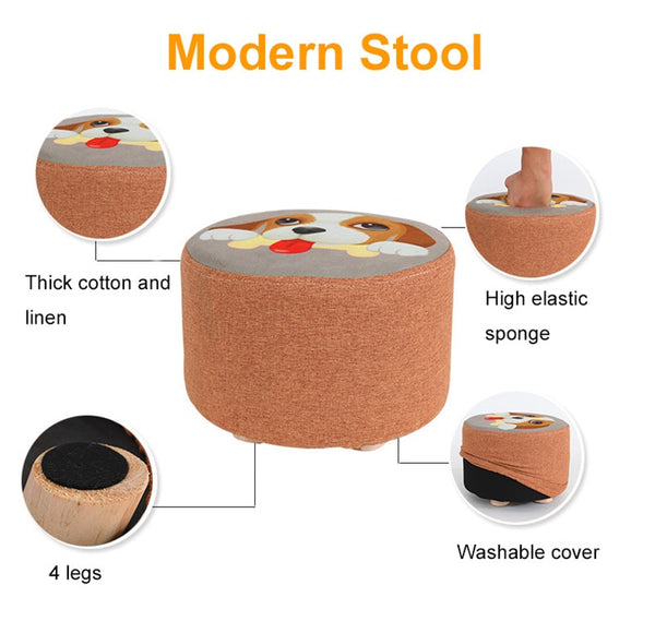Stool Features