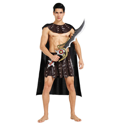 Spartan Couple Costume - Ancient Greece-Costume-PocketOutdoor-for men-PocketOutdoor