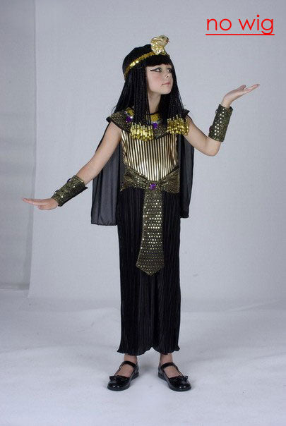 Cleopatra Halloween Costume for Kids-PocketOutdoor-Princess 1-PocketOutdoor