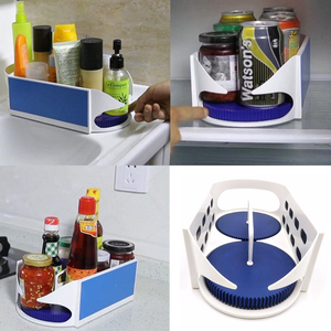 ROTATING STORAGE ORGANIZER-kitchen-Pocket Outdoor-Pocket Outdoor