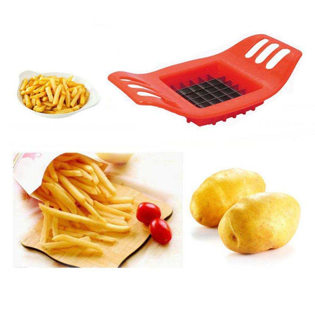 Stainless Steel Potato Slicer Cutter French Fries-kitchen-Pocket Outdoor-Pocket Outdoor