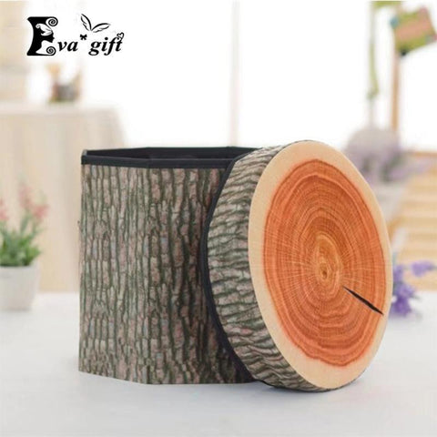 Wood Pattern home storage box-storage organizer-Pocket Outdoor-Pocket Outdoor