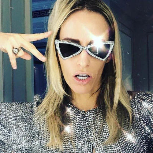 Shiny Popstar Sunglasses
