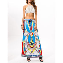 Load image into Gallery viewer, Ethnic Printed Vacation Half-Skirt
