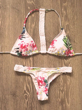 Load image into Gallery viewer, Bowknot  Printed Bikini