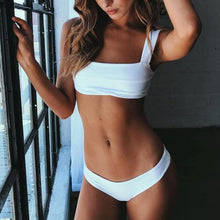 Load image into Gallery viewer, Split Sexy Bikini BIKINI Fashion Swimsuit