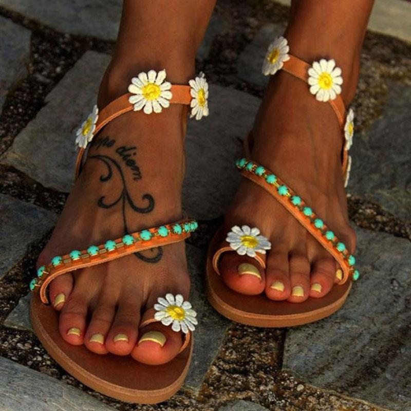 Decorative Hardware  Bohemian Sandals