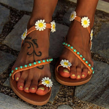 Load image into Gallery viewer, Decorative Hardware  Bohemian Sandals