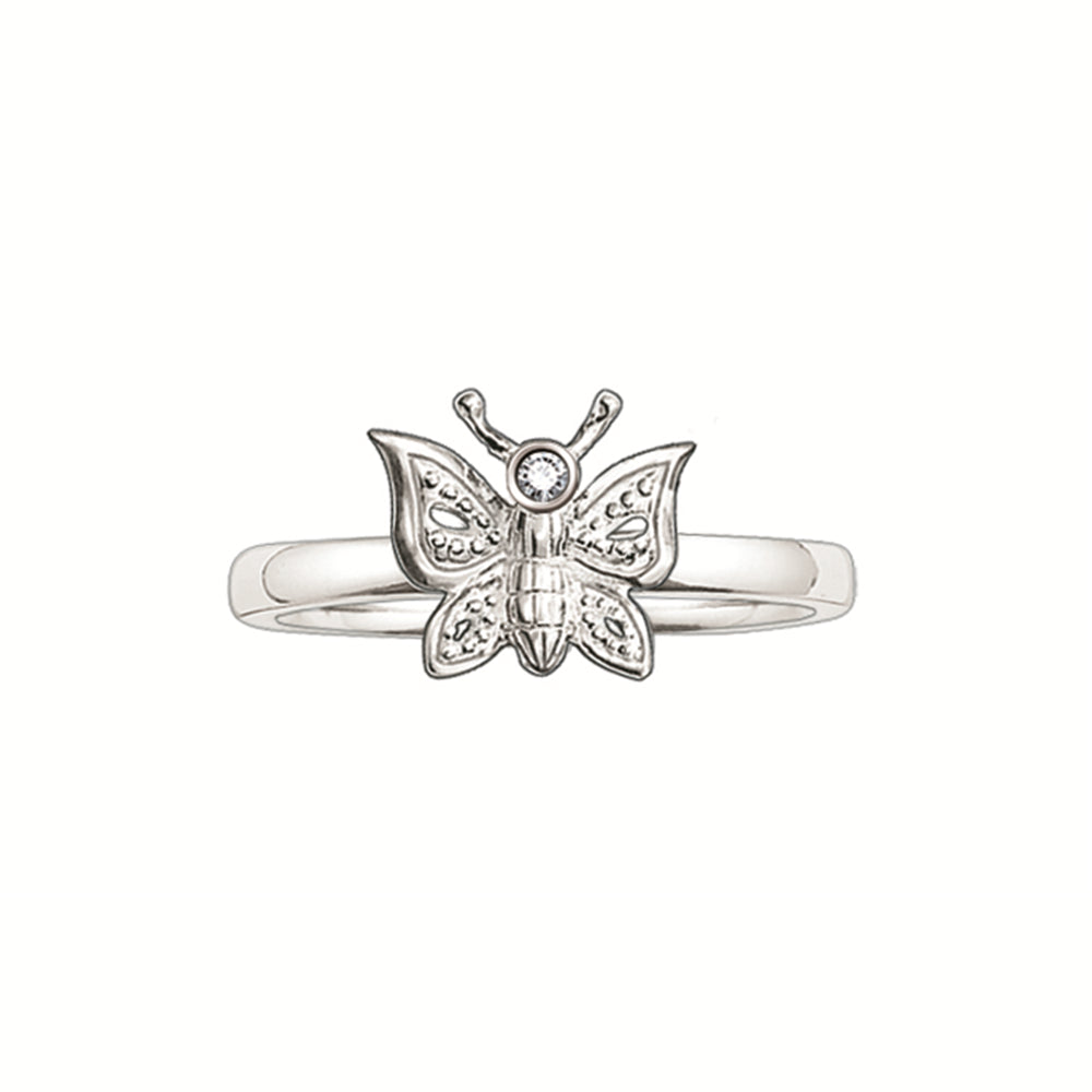 Ladies' Ring Thomas Sabo SD_TR0005-153-14-48 (15 mm)