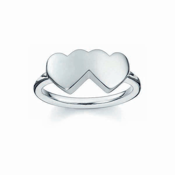Ladies' Ring Thomas Sabo TR2081-001-12