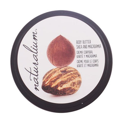 Repairing Body Cream Shea & Macadamia Naturalium (200 ml)