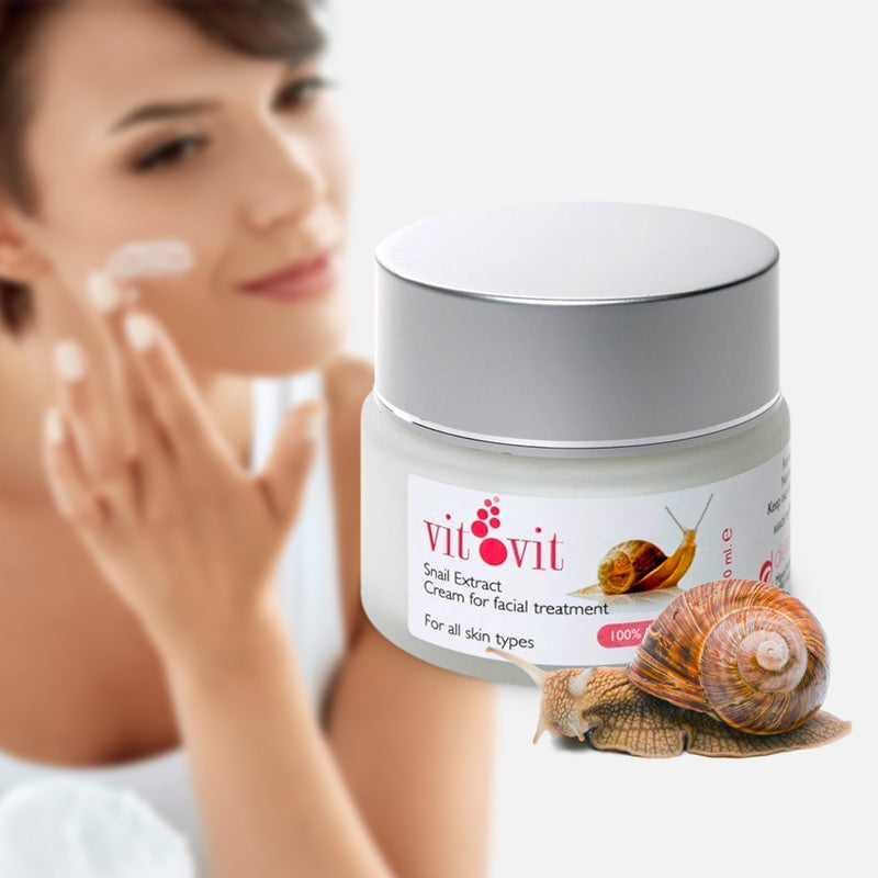 Snail Slime Anti Wrinkle Cream 50ml