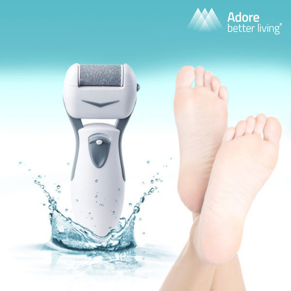 Adore Better Living Electric Callus Remover www.flourish.qa