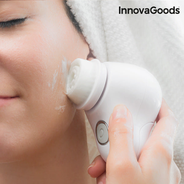 InnovaGoods Facial Cleaner Brush