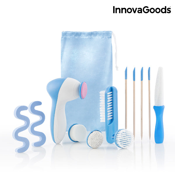 Innovagoods Pedicure Set (14 Pieces)