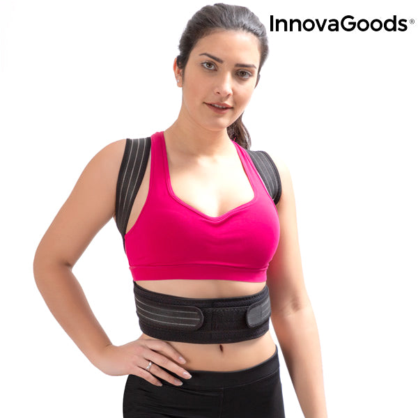 InnovaGoods Adaptable Posture Corrector Pro