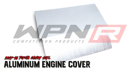 2017-19 Toyota Camry 4cyl Aluminum Engine Cover