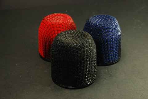 MESH FOAM REPLACEMENT - BLACK