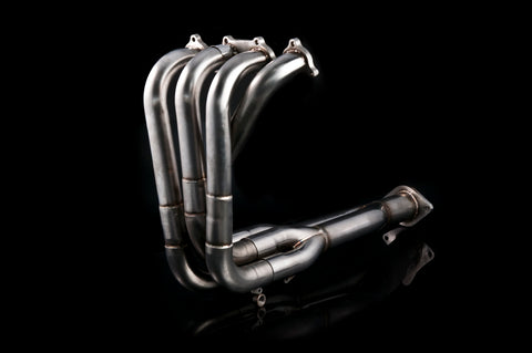 B-Series Stainless Race Header 4-2-1