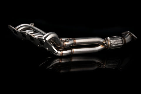 2004-06 FORD FOCUS 2.0L Stainless Steel Race Header