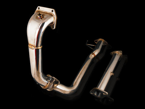 2013-2017 HONDA ACCORD 4CYL 2.4L Stainless Steel Race Header