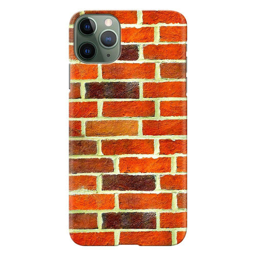 brick design designer back cover iphone 11 pro max printnawab