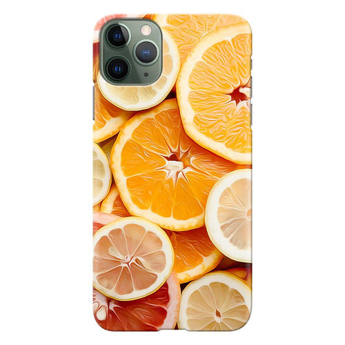 citrus fruit design designer back cover iphone 11 pro max printnawab