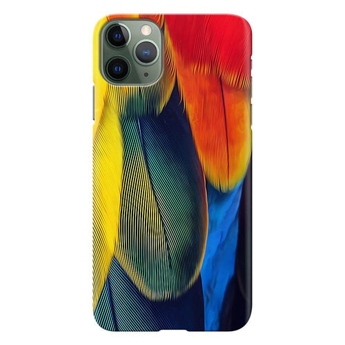 feather design designer back cover iphone 11 pro max printnawab