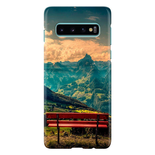 nature mountains design cover galaxy s10 printnawab