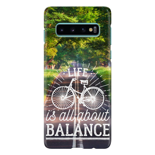 life cycle quote design cover galaxy s10 printnawab