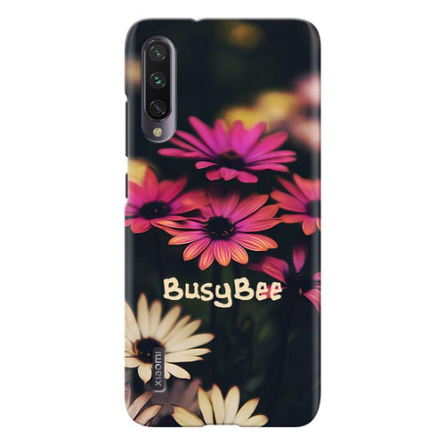 busy bee design designer back cover xiaomi mi a3 printnawab