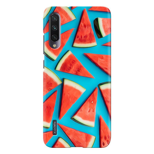 watermellon design designer back cover xiaomi mi a3 printnawab