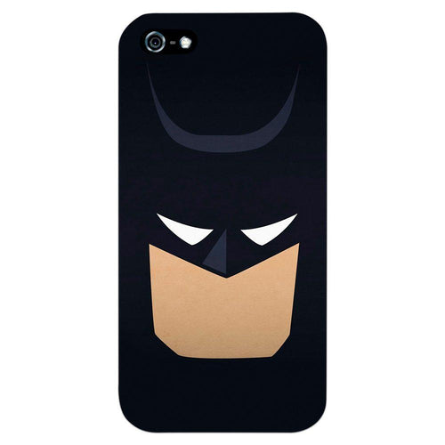 Batman Face Design Cover - iPhone 5 - PrintNawab