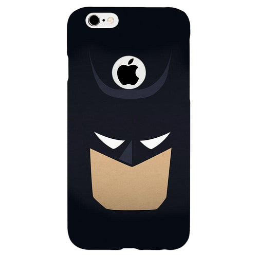 Batman Face Design Cover - iPhone 6s Logo Cut - PrintNawab