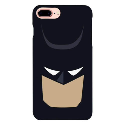 Batman Face Design Cover - iphone 8 plus- PrintNawab