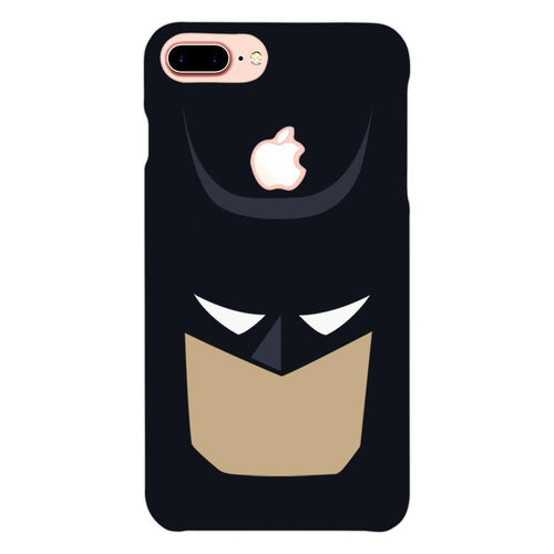 Batman Face Design Cover - iphone 8 plus logo cut - PrintNawab