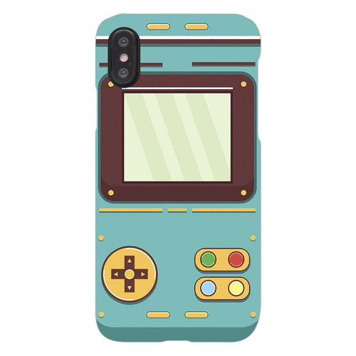 Game Boy Console Design Cover - iphone X - PrintNawab