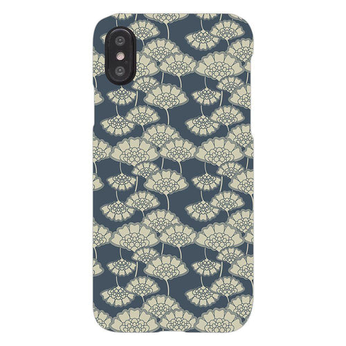Chinese Floral Pattern Cover - iphone X - PrintNawab